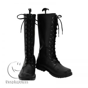 Spider-man Noir Spider man Black Cosplay Boots