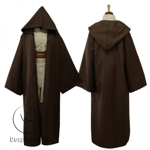 Star Wars Jedi Knight Cos Cosplay Costume