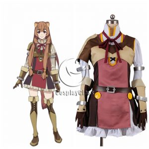 The Rising of the Shield Hero Raphtalia Cos Cosplay Costume