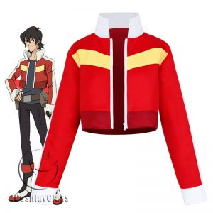 Voltron:Legendary Defender Keith Coat Cos Cosplay Costume