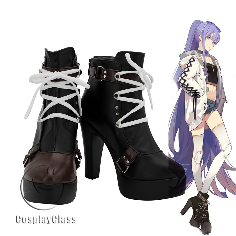 Fate/Grand Order FGO Meltlilith/Meltryllis Cosplay Shoes