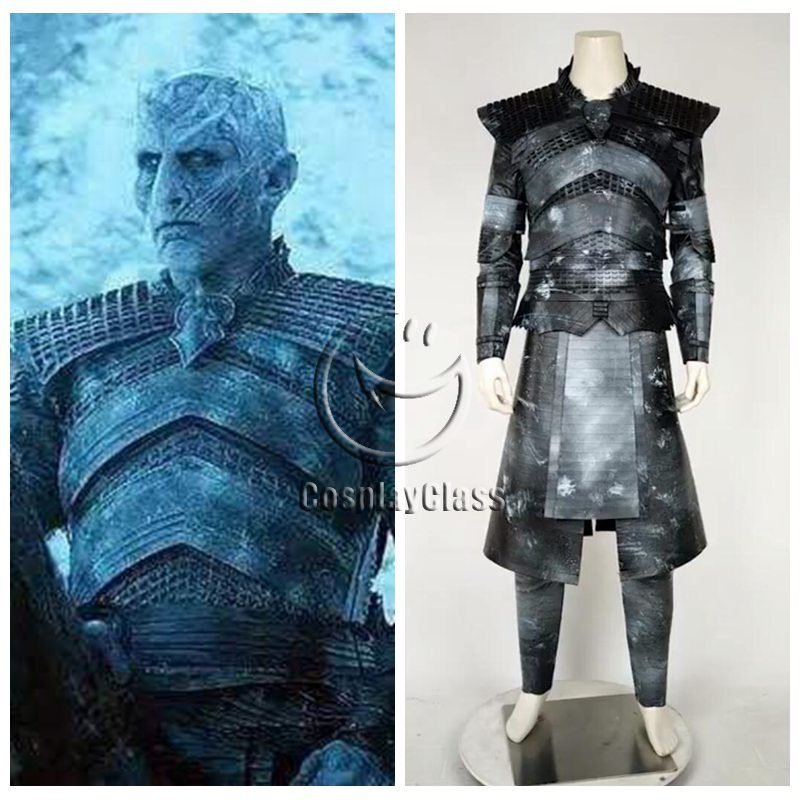 33 Night King From Game Of Thrones By Scepterdpinoy On: Game Of Thrones Night's King Cosplay Costume