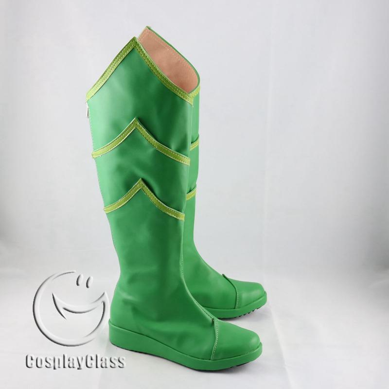 DOTA2 Windranger Cosplay Boots - CosplayClass