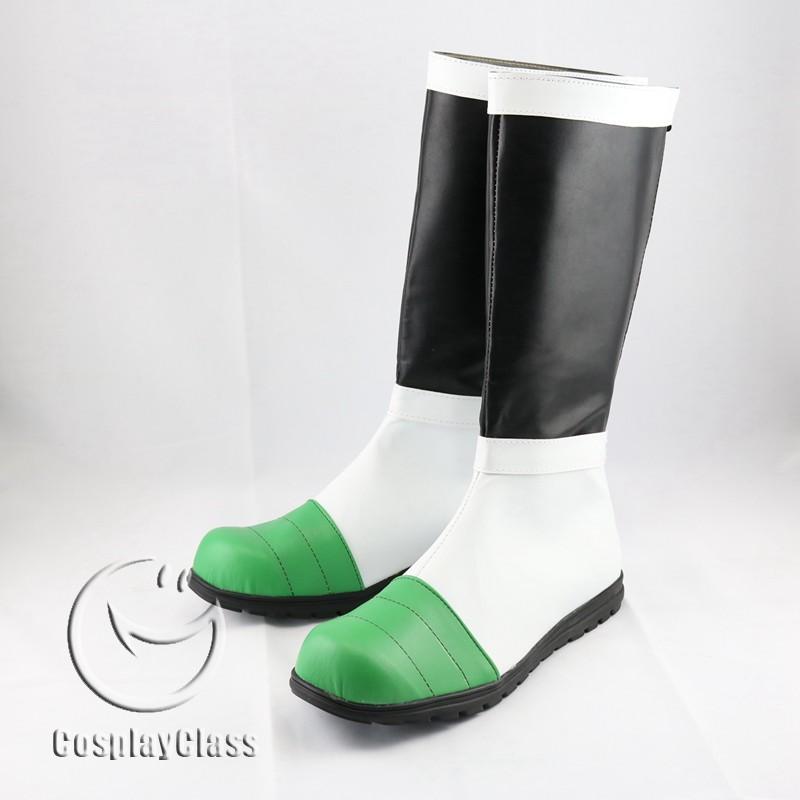 Dragon Ball Broly Cosplay Boots