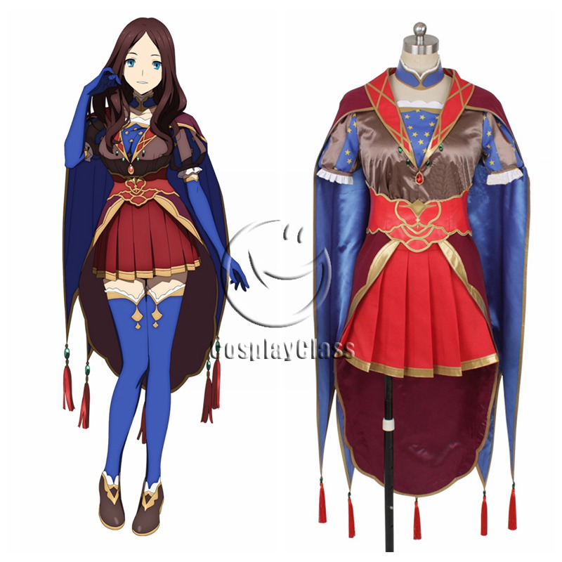Fate Grand Order Absolute Demonic Front Babylonia Leonardo Da Vinci Cosplay Costume Cosplayclass
