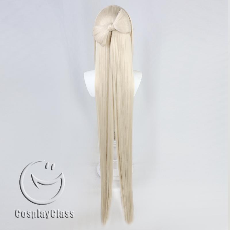 Genshin Impact NingGuang Cosplay Wig - CosplayClass