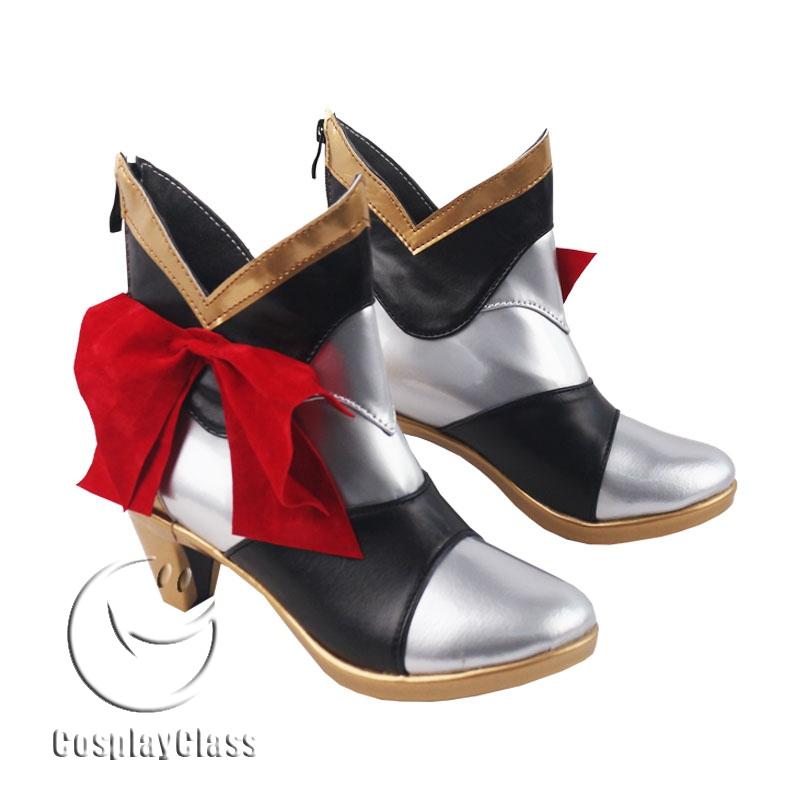 Genshin Impact Noelle Cosplay Shoes - CosplayClass